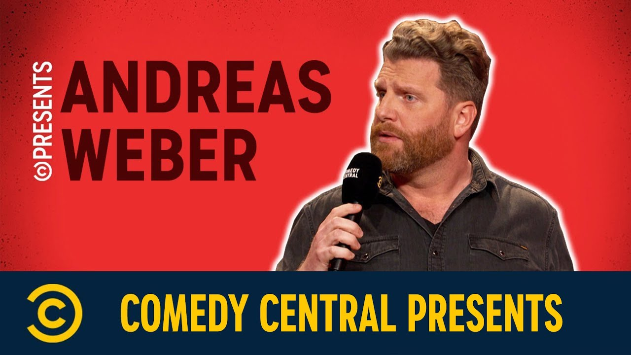 Comedy Central presents: Andreas Weber | S05E03 | Comedy Central Deutschland