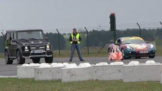DRAGRACE | Brabus G800 Widestar vs 'Boosted Boris' Porsche Cayman vs Ford Mustang vs 911 Turbo