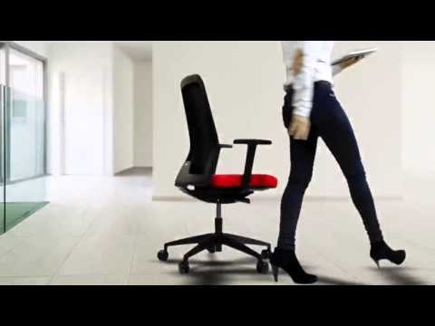 Interstuhl Bureaustoel Every - Shiraz Office Furniture