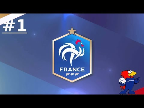 FM 18 #E1 avec l'Equipe de France : Road to World Cup 18, 20 ans après 1998