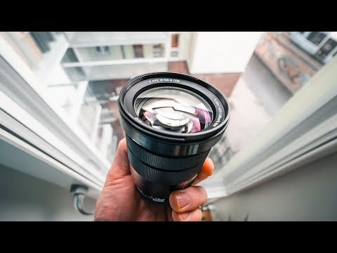 One Lens for EVERYTHING - SONY 18-105 f4 G Master review   3 years later..