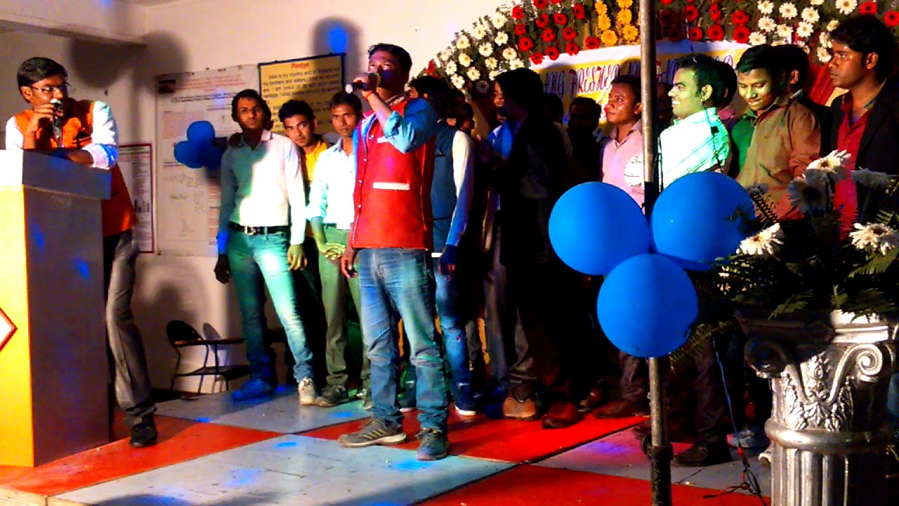 report writting on freshers party organised in your college Celebrate teachers day on 5th  several programmes were organised in the city to mark the teacher  teachers' day: junior college teachers to go on.