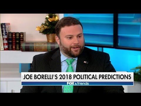 Joe Borelli's 2018 Political Predictions