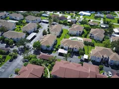 Bonita Shores Aerial Drone Post Irma