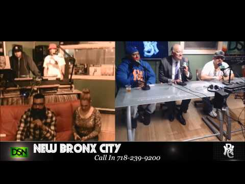 New Bronx City Radio Interview with Lawyer Paul Brenner