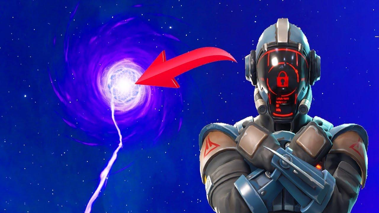 Sky portal fortnite