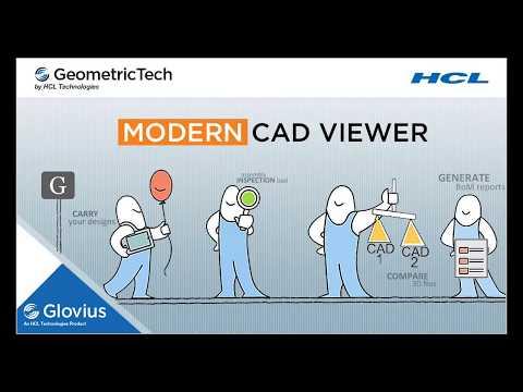 Glovius, Modern 3D CAD Viewer - Demo