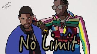 no limit usher feat young thug choreography by malikusensei