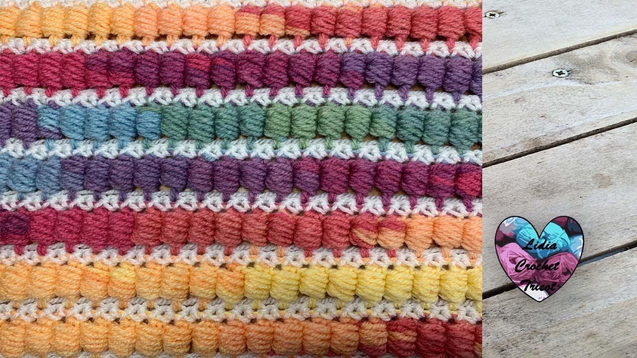 Point 1000 Cocoons Crochet Lidia Crochet Tricot