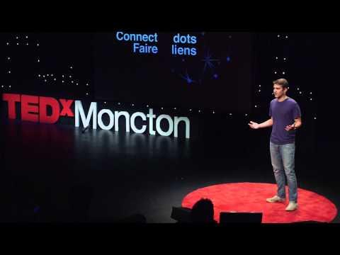 Social movements -- How Jaws explains the world | Jon Mann | TEDxMoncton