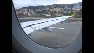 Flight Review: Monarch Airlines ZB747 (FNC-LGW)