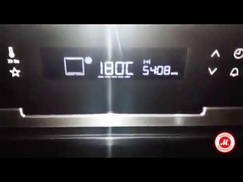 Обзор духового шкафа Electrolux EOA95751AX от покупателя «М.Видео»
