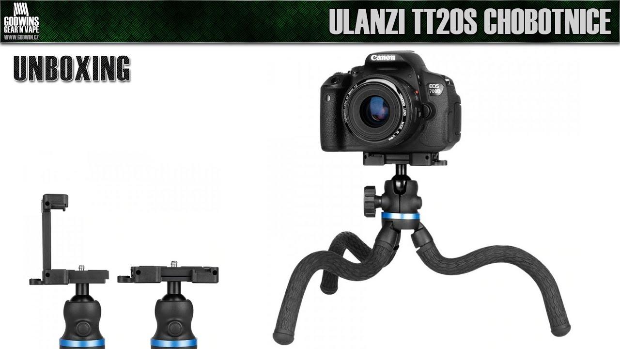 ULANZI TT20s - UNBOXING