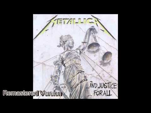 Metallica  Harvester Of Sorrow Remastered Version