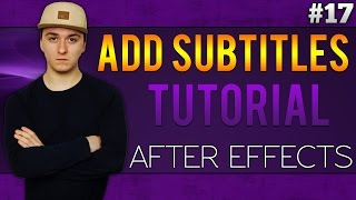 How to create subtitles for your youtube videos