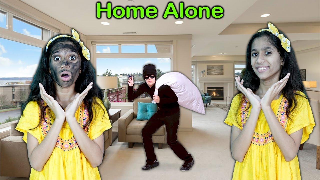 Pari Ghar Me Hai Akeli | Home Alone For 24 Hours | Pari's Lifestyle