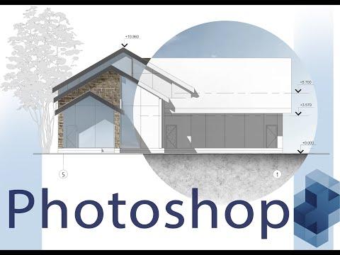 Анонс курса по Photoshop от 3Dsкорой. Генеральный план