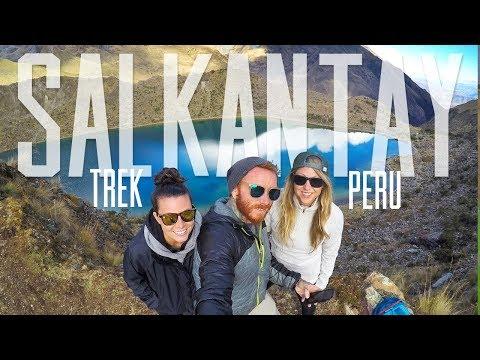 Salkantay Trek to Machu Picchu | Cusco, Peru (Part1)