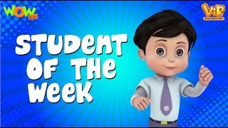 vuclip Student Of The Week | Vir: The Robot Boy WITH ENGLISH, SPANISH & FRENCH SUBTITLES | WowKidz