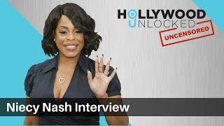 Niecy Nash talks Working at McDonalds, Co Parenting Claws on Hollywood Unlocked UNCENSORED