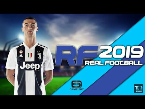 (12 MB ONLY) DOWNLOAD REAL FOOTBALL 2019 ON YOUR ANDROID SMARTPHONES