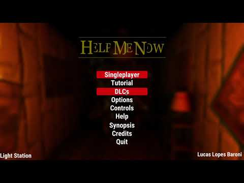 HELP ME NOW Gameplay (PC Game)