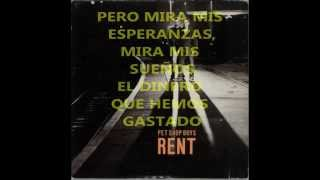Rent - Pet Shop Boys - Subtitulado al Español