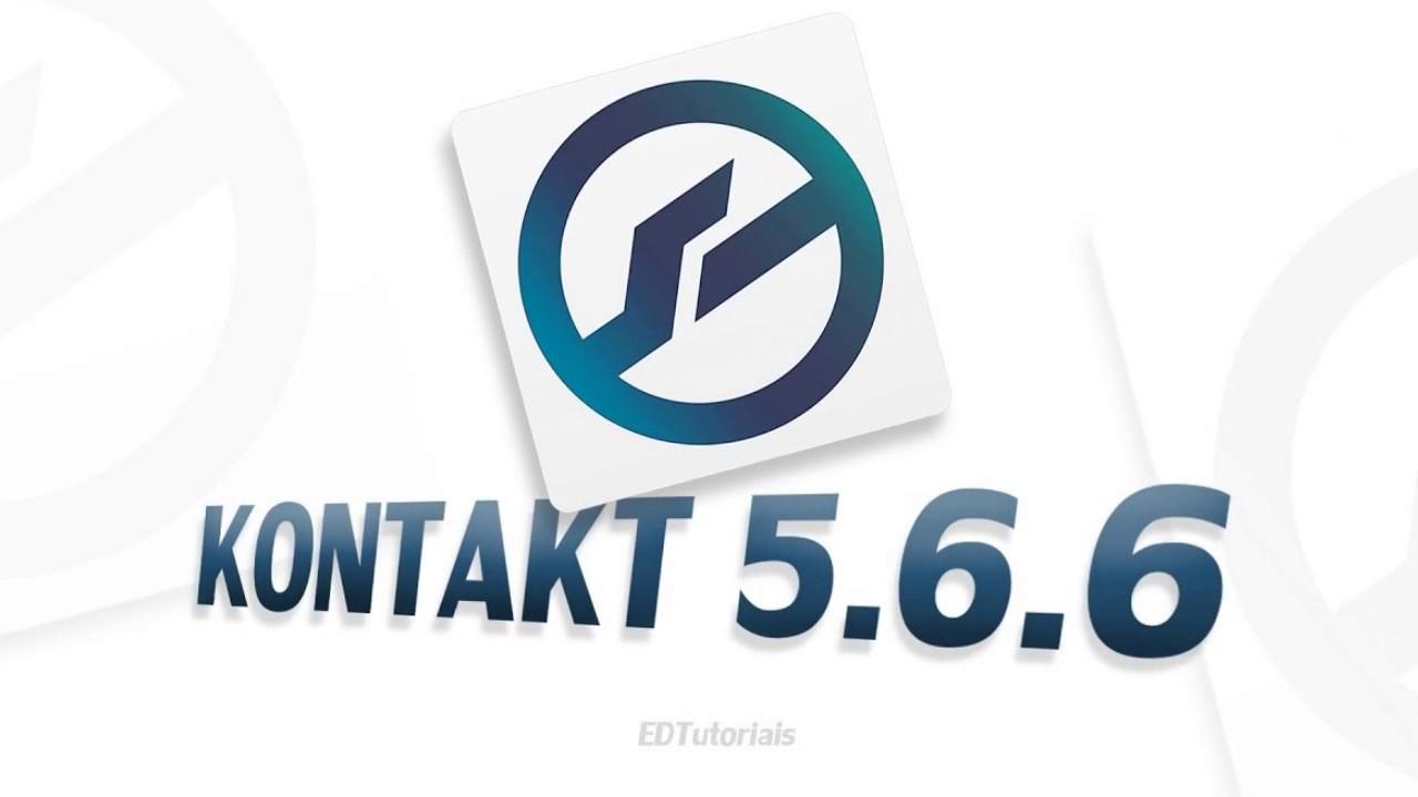 KONTAKT 5 6 6 DESCARGA COMPLETA + CRACK PARA (MAC)