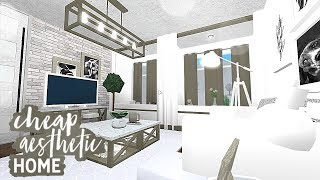 Roblox | Bloxburg | Cheap Aesthetic Starter Home
