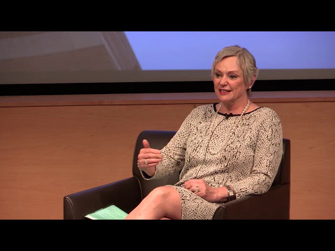 How Disney CFO Christine McCarthy Gave Up Science for Finance