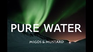 Pure Water -Migos & Mustard🎵 (Lyrics)