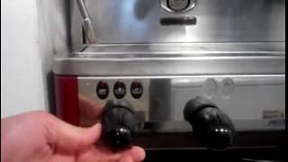 кофеварка La Cimbali M29 SELECT DT/2 ремонт