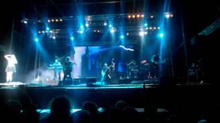 Within Temptation - Stand My Ground [live Kavarna Rock 2015]