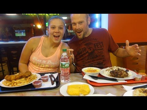 "FwF Ep. 44 Jamaican and Spanish Food w/Bill ""Killer Kennedy"" & Carbo Cutie"