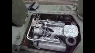Двигатель МТ-ЛБ 240 л.с