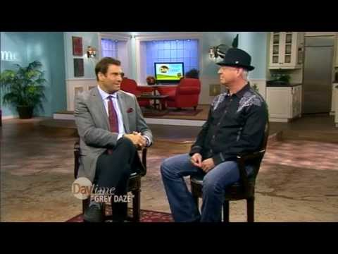 NBC Daytime interview - Grey Daze by Michael Allan Scott