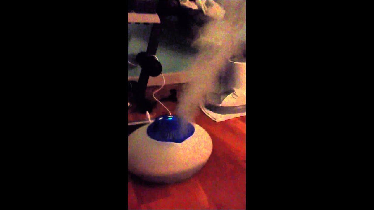 Warm Steam Vaporizer Youtube