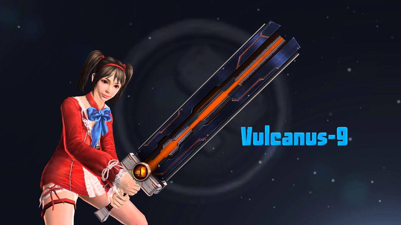 [CS 1.6] Extra Item - Vulcanus 9