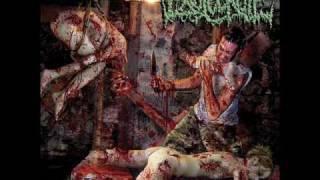 Exulcerate - Devouring Regurgitated Genitalia