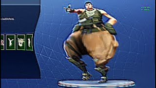 FORTNITE DANCE EMOTE BASS BOOSTED