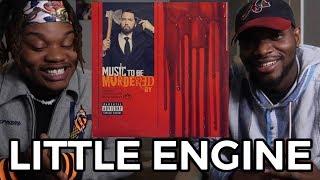 SPAZZED!! | EMINEM - LITTLE ENGINE (REACTION)