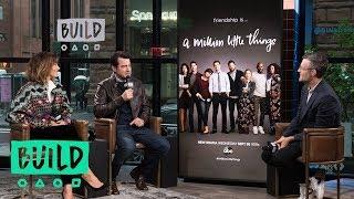Ron Livingston & Stephanie Szostak Talk ABC