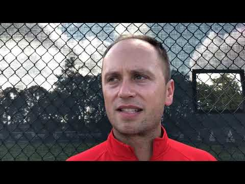 Portland Thorns coach Mark Parsons previews game against Reign