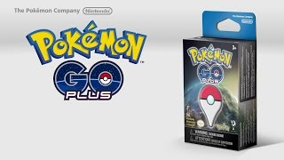 Get up and GO with the Pokémon GO Plus!