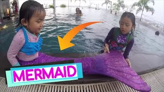 Buka Paket Fin Fun Mermaid