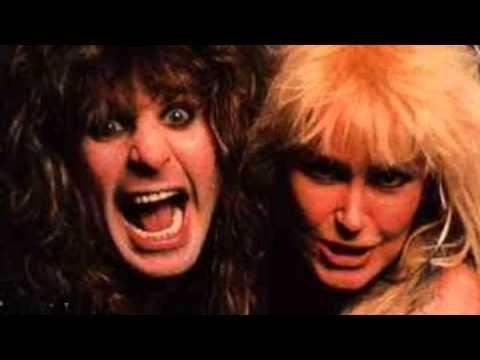 Singing/Music Movie  - Close Your Eyes (Lita Ford/Ozzy Osbourne) Karaoke