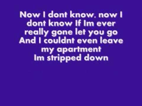 TShirt Shontelle lyrics