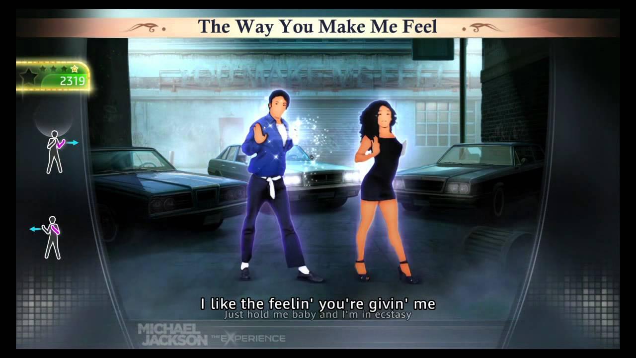 the way you make me feel music free pdf