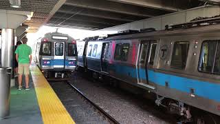 [MBTA Subway] A day out on the Boston Subway