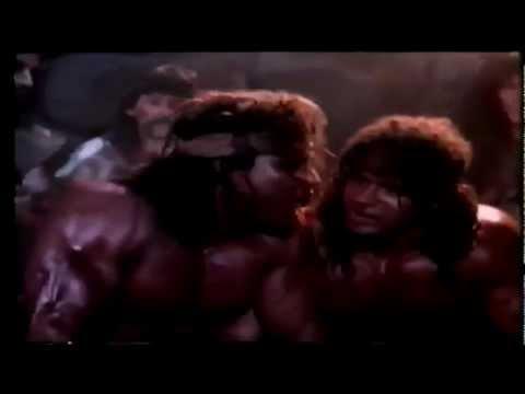 The Barbarians (1987) VHS Original Trailer (ENG) 16:9 restored version